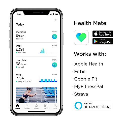 Withings-Steel-HR-Hybrid-Smartwatch-Activity-Tracker-with-Connected-GPS-Heart-Rate-Monitor-Sleep-Monitor-Smart-Notifications-Water-Resistant-with-25-Day-Battery-Life