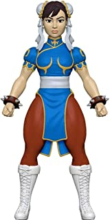 Funko 37831 Savage World: Street Fighter: Chun-Li con Chase Multi