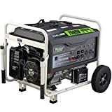 Pulsar PG7500B 7500W Peak 6000W Rated Portable Dual Fuel Generator (Gas and LPG) with Electric Start