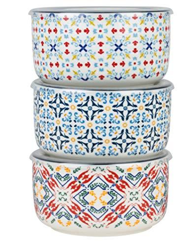 Tazones marca Signature Houseware