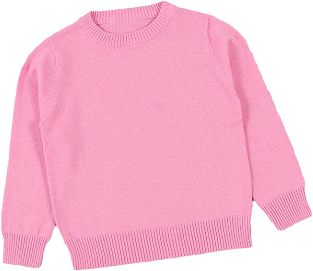 FLZS Turtleneck Sweaters Sweater Kids Sweaters for Knitted Bottoming Boys Sweaters