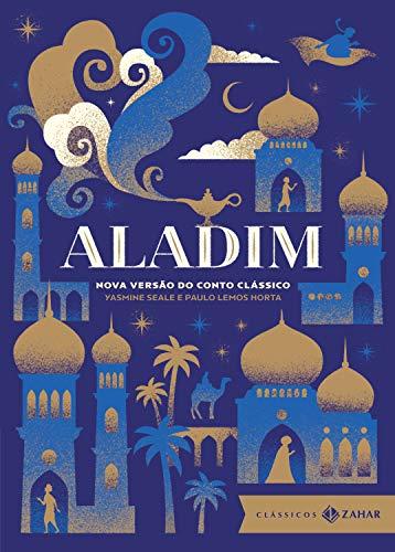 Aladim: edição bolso de luxo (Clássicos Zahar): Nova versão do conto clássico
