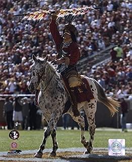 Florida State University Chief Osceola Seminoles Mascot 2006 Football Photo 8x10