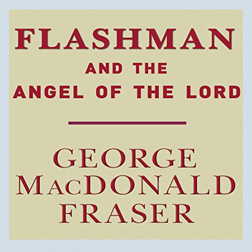Flashman and the Angel of the Lord  cover art