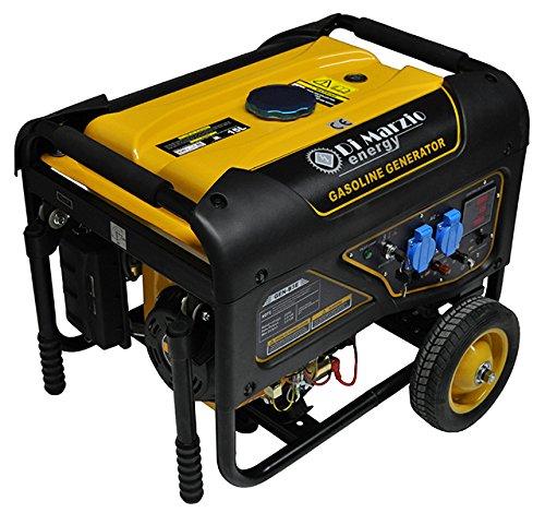 Generador eléctrico 3KW - Gasolina - Grupo...