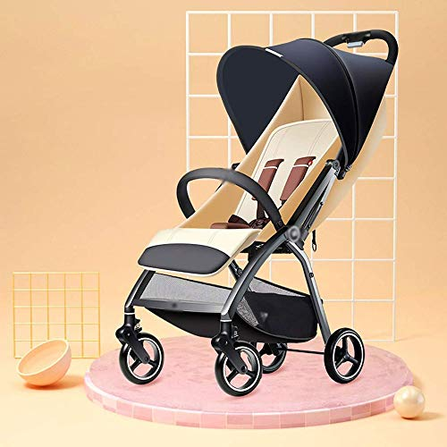 Review Of Yyqt Baby Stroller,Stroller Baby Cababy Carriage 3 in 1,one-Hand Folding Stroller, Can Sit...