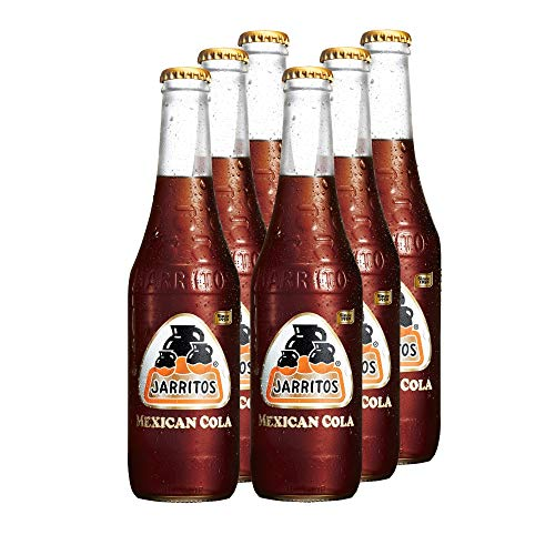 JARRITOS Mexican Cola, 6er Pack, EINWEG (6 x 370 ml)