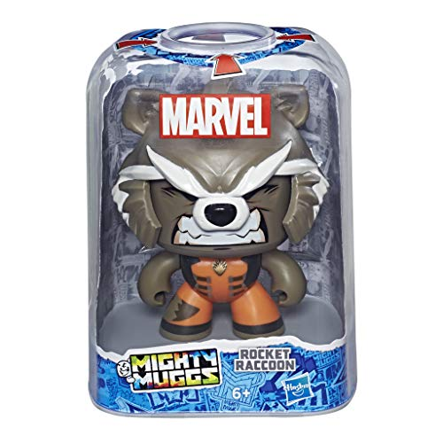Mighty Muggs Marvel - Rocket Raccoon, E2197ES0