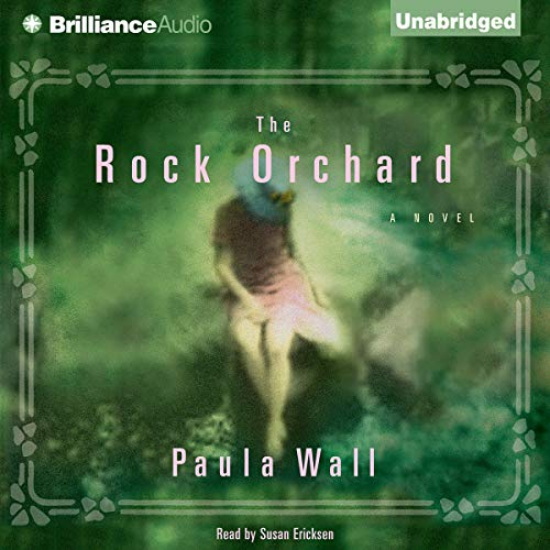The Rock Orchard audiobook cover art