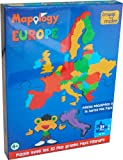 EUROPE PUZZLE MOUSSE (PUZZLE - Divers)