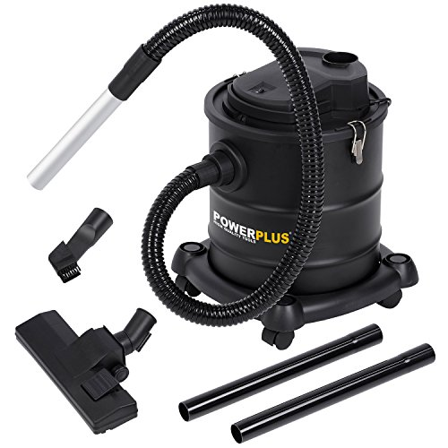 POWER plus PowerPlus aszuiger POWX308, zwart, 20 liter