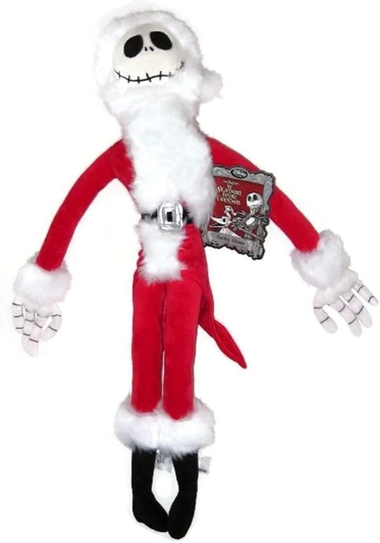 Jack Skellington as Sandy Claws from Tim Burton's Nightmare Before Christmas by Disney