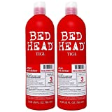 Best TIGI Purple Shampoos - TIGI Bed Head Resurrection Shampoo/Conditioner (25.36oz) Set Review