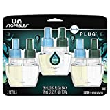 Contains(3)Unstopables scented oil refills for Febreze PLUG with Fade Defy technology Pluggable air freshenerfills your home withan irresistibly bold scent Eliminates odors while treating your nose to first-day freshness for 50 days (on low) with...
