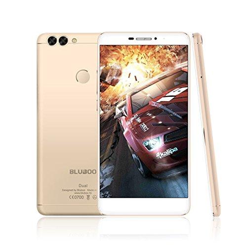 BLUBOO 5.5Pantalla Pulgadas fhd4g–Smartphone Libre 4G, 16GB ROM...