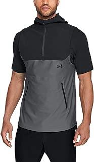 under armour threadborne sleeveless hoodie