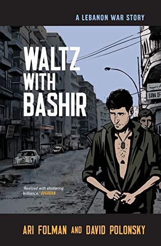 Waltz with Bashir, English edition