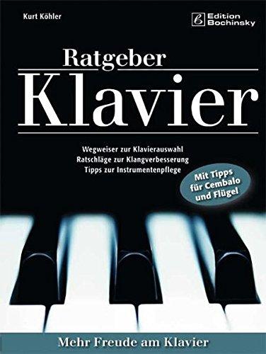 Ratgeber Klavier: Mehr Freude am Klavier