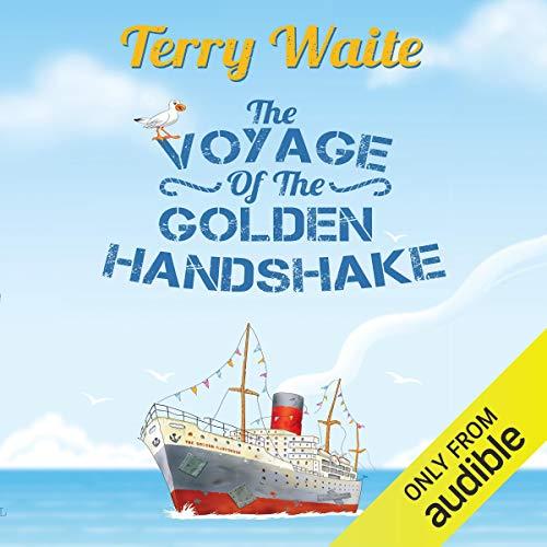 The Voyage of the Golden Handshake audiobook cover art