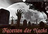 Facetten der NachtCH-Version (Wandkalender 2021 DIN A4 quer)
