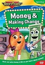Money & Making Change by Rock 'n Learn (2006) Hardcover