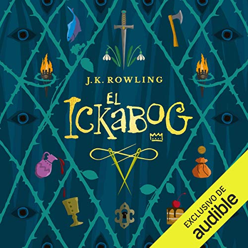 El Ickabog (Spanish Edition)  By  cover art
