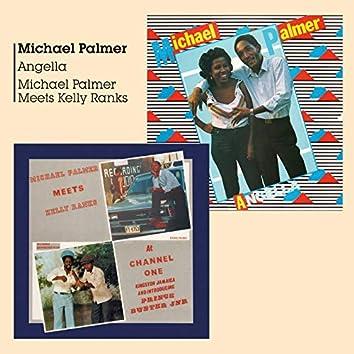 Angella & Michael Palmer Meets Kelly Ranks