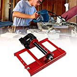 YEFA Vertical Cutting Chainsaw Mill, Upgrade Lumber Guide Rail Saw...