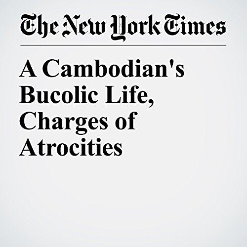 A Cambodian's Bucolic Life, Charges of Atrocities copertina