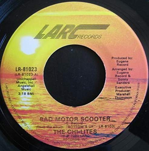 Bad Motor Scooter [Vinyl Single 7\'\']