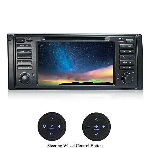 XISEDO Android 7.1 Autoradio 1 Din Voiture Radio à Écran Tactile 7\