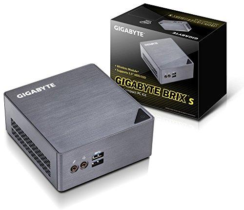 GIGABYTE GB-BSi7H-6500 Barebone Core i7-6500U 4X U