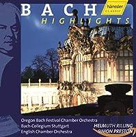 Bach:Highlights