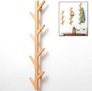 Appendiabiti ad Albero Decorazione della parete Appendiabiti montato for cappotti Cappelli Keys Asciugamani immagazzinaggio dei vestiti Gancio Uccelli sul ramo di un albero Hanger Attaccapanni da Vert