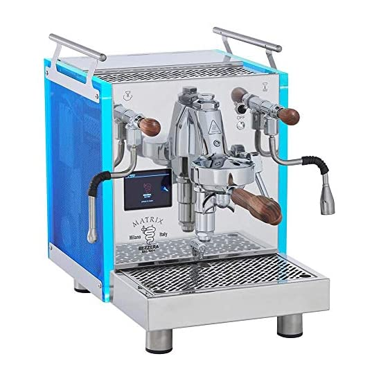 Bezzera Matrix Top MN Dualboiler Siebträger Espresso Maschine