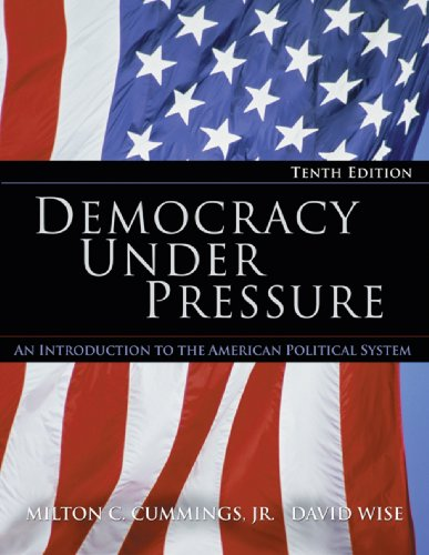 Download Telecourse Guide: Voices in Democracy for Cummings/Wise's Democracy Under Pressure 0534631037