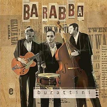 Barabba e burattini