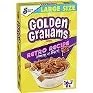 Golden Grahams Cereal, Graham Cracker Taste, Whole Grain, 16.7 oz