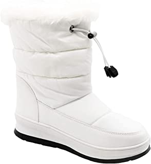 f7c562f62acd1 TravelNut Special Easter Sale Bailey Insulated Slipon Fur Snow Boot for  Women (Assorted Colors)