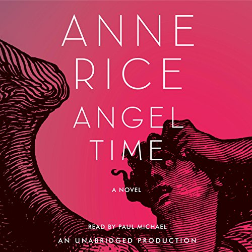 Angel Time audiobook cover art