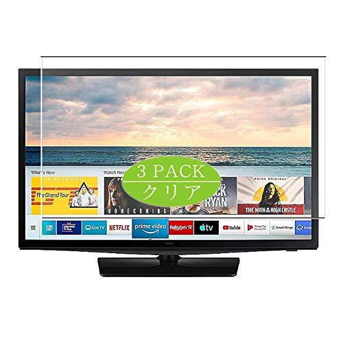 Vaxson - Pellicola protettiva per schermo compatibile con Samsung 28 N4305 UE28N4305AKXXC, pellicola protettiva in TPU [non in vetro temperato]