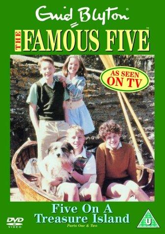 The Famous Five - Five On A Treasure Island