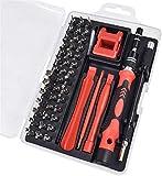 TEC TAVAKKAL 52 in 1 Cell Phone iPhone Repair Screwdriver Kit Tool Precision Screwdriver Set for...