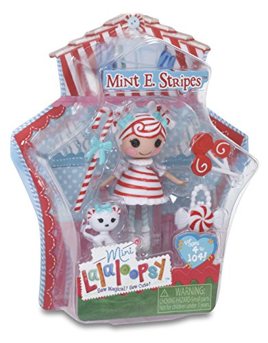 Lalaloopsy Mini Mint E. Stripes by