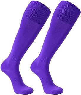 purple rugby socks