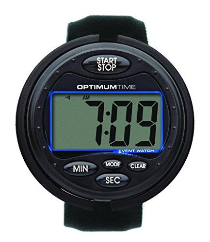 William Hunter Equestrian Optimum Time Event Watch - Black