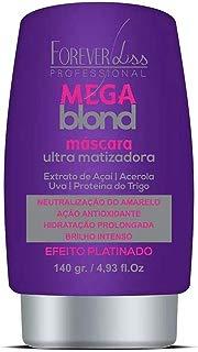 Mega Blond Ultra Matizadora, Forever Liss, 140Gr