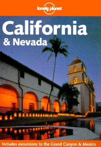 Lonely Planet California & Nevada [Lingua Inglese]