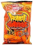 Herr's - HONEY CHEESE CURLS, 1 Oz Pack of 7 bags