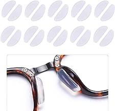 Anteojos Marco de marco Abrazadera Ajuste Trigeminal Alicates Gafas de acero inoxidable Almohadilla de nariz Accesorios de reparaci/ón para montaje de /óptica /óptica
